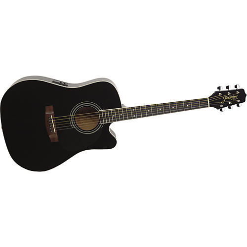 Jasmine ES31C Dreadnought Acoustic-Electric Guitar-thumbnail