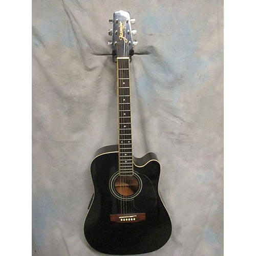 Jasmine ES31c Acoustic Electric Guitar-thumbnail