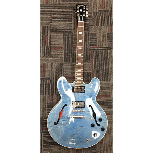 Gibson ES335 Figured Hollow Body Electric Guitar