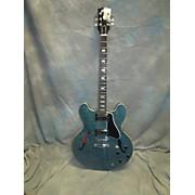 Gibson ES335 Limited Edition Figured Indigo Blue Hollow Body Electric Guitar