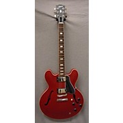 Gibson ES335 Satin Hollow Body Electric Guitar