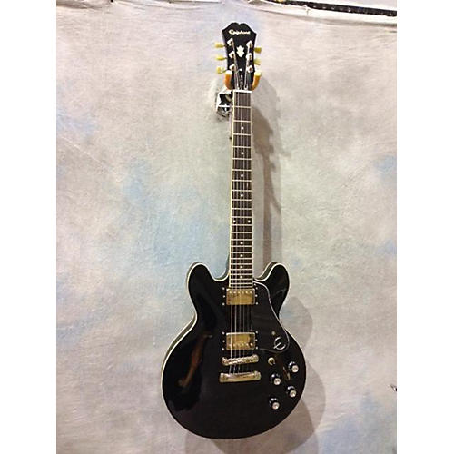 Epiphone ES339 Black Hollow Body Electric Guitar