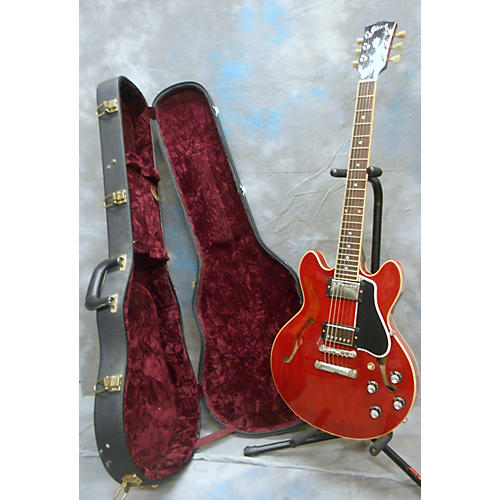 Gibson ES339 Hollow Body Electric Guitar Cherry