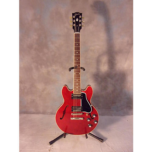Gibson ES339 MEMPHIS CUSTOM Hollow Body Electric Guitar