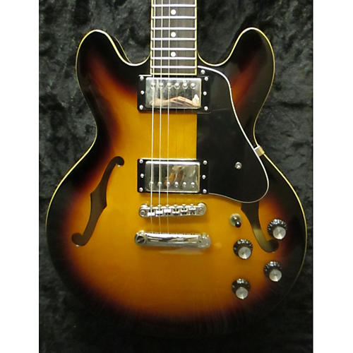 Epiphone ES339 Pro Hollow Body Electric Guitar-thumbnail