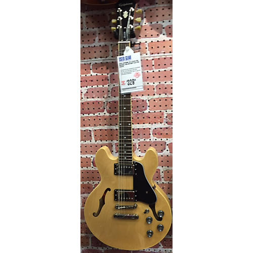 Epiphone ES339 Pro Hollow Body Electric Guitar Natural
