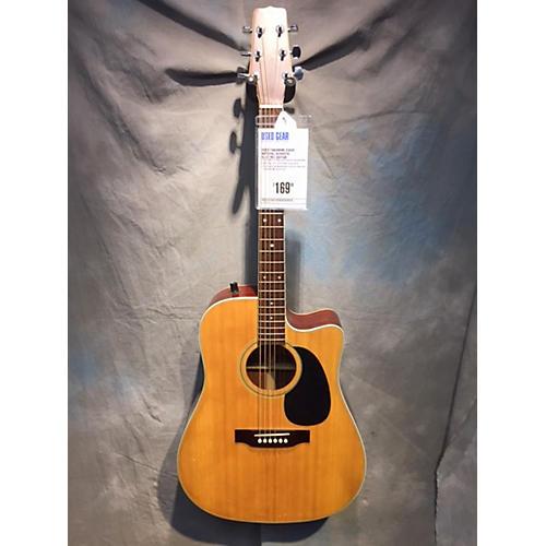 Takamine ES60C Acoustic Electric Guitar-thumbnail