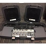 Peavey ESCORT 3000 Sound Package