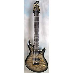 Pre-owned ESP ESP LTD Javier Reyes JR-608 8 String Solid Body Electric Guitar by ESP