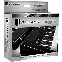 Williams ESS1 Essentials Pack for Legato and Allegro 2  Digital Pianos Level 1