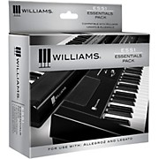 Williams ESS1 Essentials Pack for Legato and Allegro 2  Digital Pianos