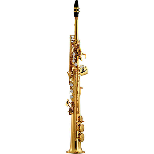 Eastman ESS642 Professional Soprano Saxophone Gold Lacquer