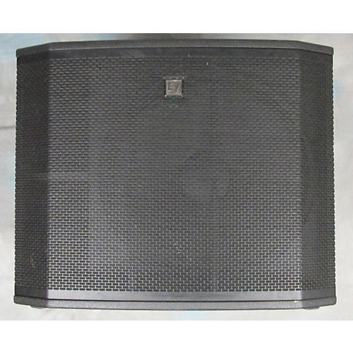 Electro-Voice ETX18SP Black Powered Subwoofer