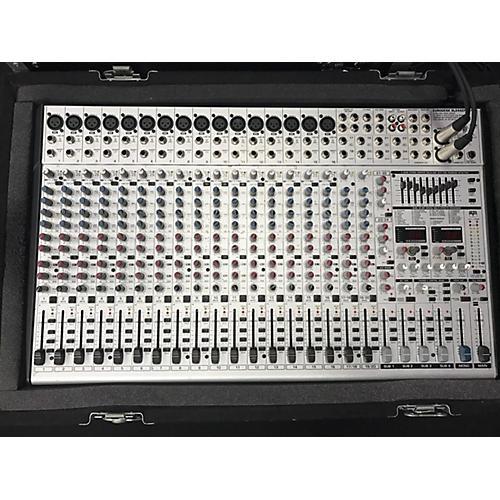 Behringer EURODESK SL2442FX Unpowered Mixer