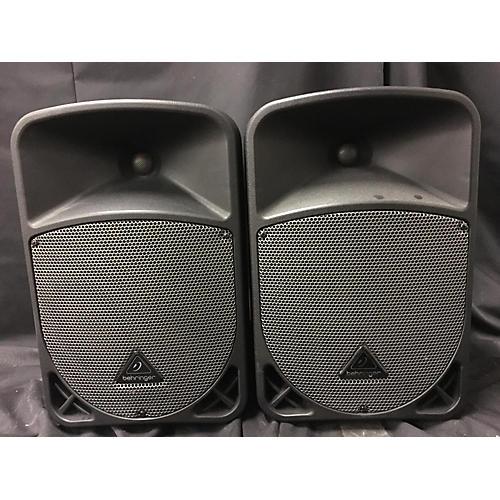 Behringer EUROLIVE B108D PAIR Powered Speaker