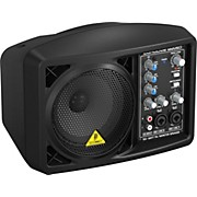 EUROLIVE B205D Active PA/Monitor Speaker Black