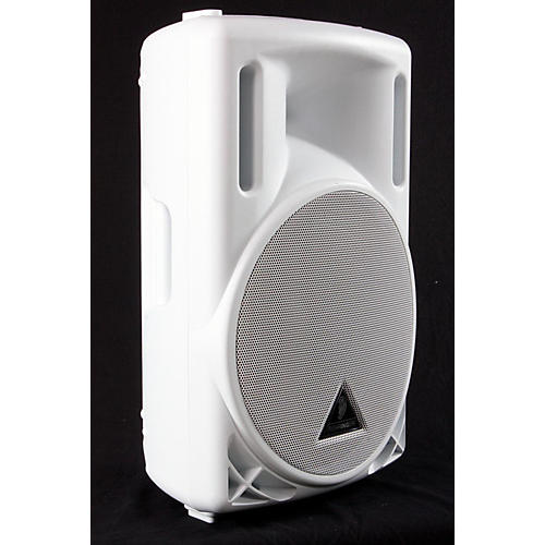 Behringer EUROLIVE B212D Active PA Speaker White 888365172842