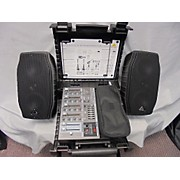 Behringer EUROPORT PPA200 Sound Package