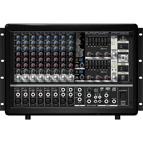 Behringer EUROPOWER PMP1280S Powered Mixer