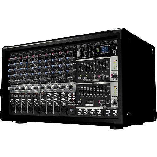 Behringer EUROPOWER PMP2000 Powered Mixer-thumbnail