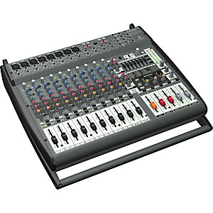 Behringer EUROPOWER PMP4000 16 Ch Powered Mixer w FX by Behringer