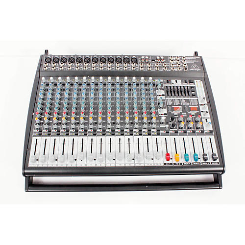 Behringer EUROPOWER PMP6000 20-Channel Powered Mixer-thumbnail