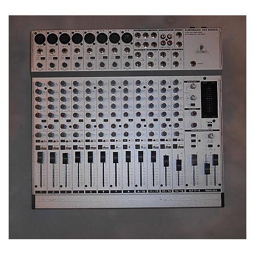 Behringer EURORACK MX 2004A Unpowered Mixer