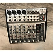 Behringer EURORACK UB1202FX Powered Mixer