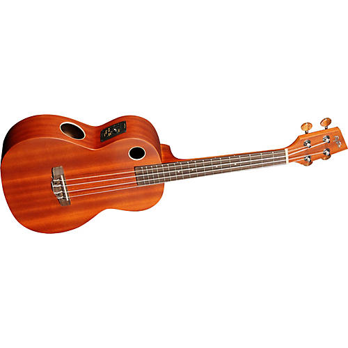 Riptide EUT-5NS Tenor Acoustic-Electric Ukulele-thumbnail