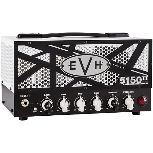 EVH EVH 5150 III LBXII 15W Tube Head-thumbnail