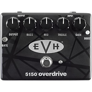 MXR EVH 5150 Overdrive Guitar Pedal by MXR