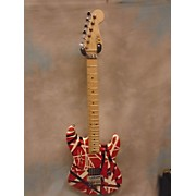 Fender EVH Striped Series Solid Body Electric Guitar