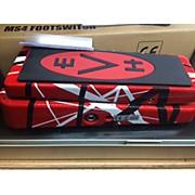 Dunlop EVH95 Eddie Van Halen Signature Wah 35th Effect Pedal