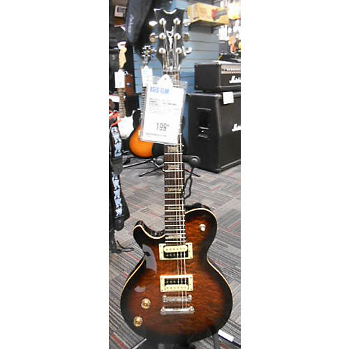 Dean EVO Left Handed Electric Guitar-thumbnail