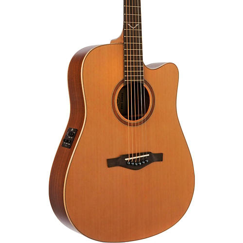 EKO EVO Series Dreadnought Acoustic-Electric Guitar-thumbnail