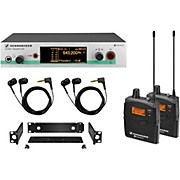 Sennheiser EW 300-2 IEM G3-A In Ear Wireless System 504278