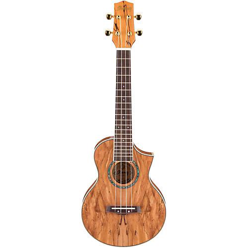 Ibanez EW Cutaway Concert Acoustic Ukulele With Bag-thumbnail