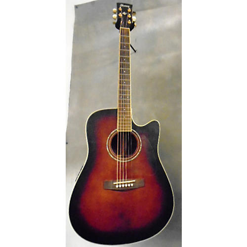Ibanez EW120ECE Acoustic Electric Guitar