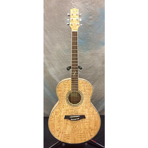 Ibanez EW20ASE Natural Acoustic Electric Guitar-thumbnail