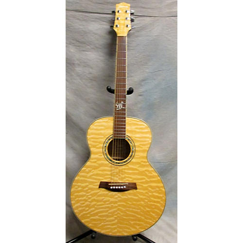 Ibanez EW20QMBBD Acoustic Guitar-thumbnail