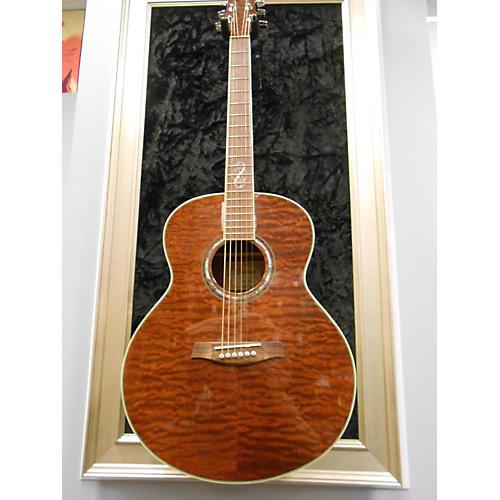 Ibanez EW20QMH Acoustic Guitar-thumbnail
