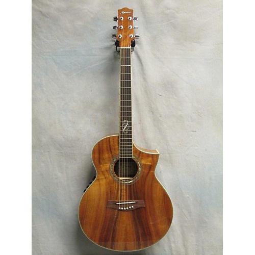 Ibanez EW20koent Acoustic Electric Guitar-thumbnail