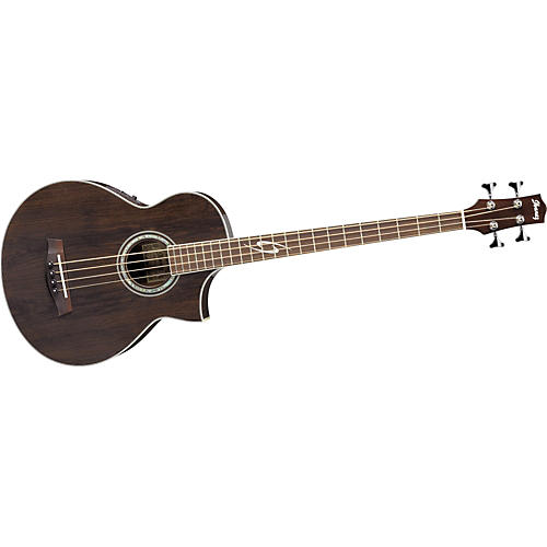 Ibanez EWB20WNE Exotic Woods Acoustic-Electric Bass