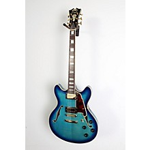 EX-DC/SP Semi-Hollowbody Electric Guitar Level 2 Blue Burst 190839048875