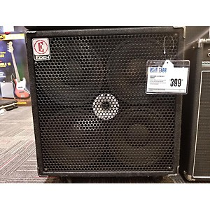 Pre-owned Eden EX4104 Bass Cabinet by Eden