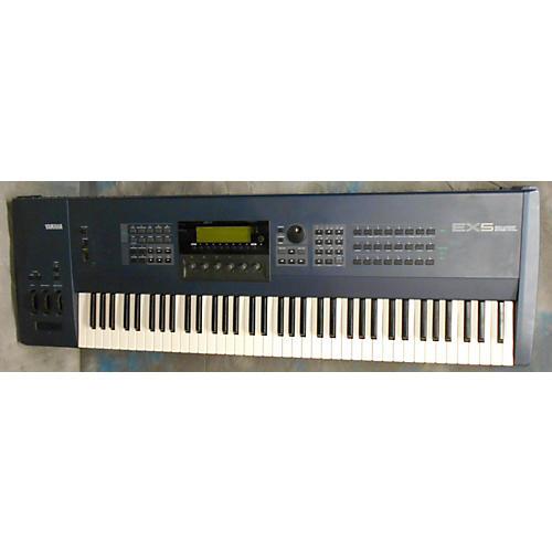 Yamaha EX5 Keyboard Workstation-thumbnail