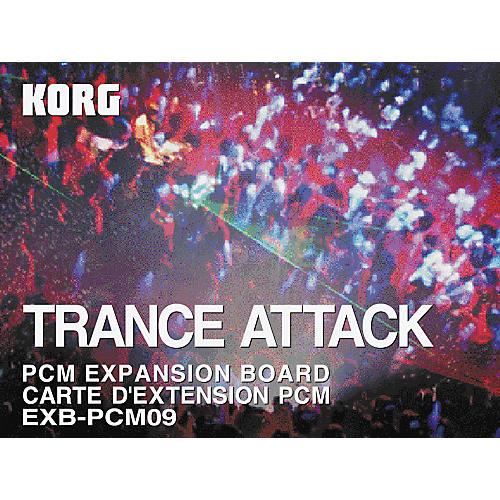 Korg EXB-PCM09 TRITON Trance Attack Expansion Board-thumbnail