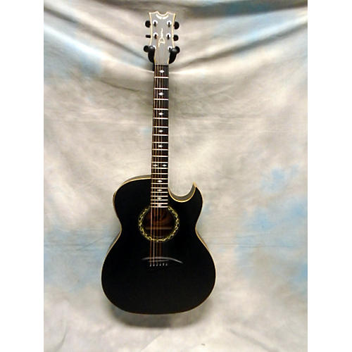 Dean EXBKS Exhibition Acoustic Electric Guitar-thumbnail
