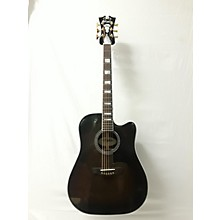D'Angelico EXD500GB Acoustic Electric Guitar