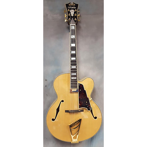 D'Angelico EXL-1 Hollow Body Electric Guitar-thumbnail